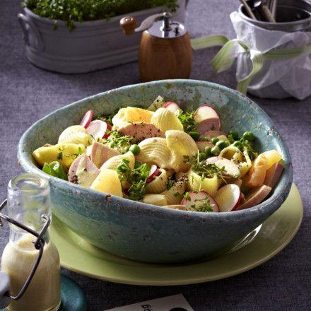Pasta-Wurst-Salat Rezept | LECKER