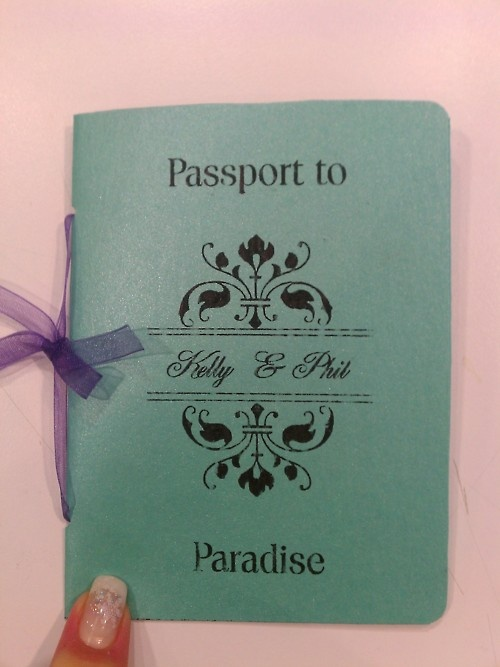 Recruitment Theme: Around the World with Phi Sig! - Create a passport for all the members and PNMs to use every night.