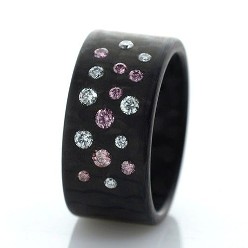 C6 Pink Argyle 10mm Ring Exclusively Available @ Campbell Jewellers Donnybrook & Citywest Dublin Ireland
