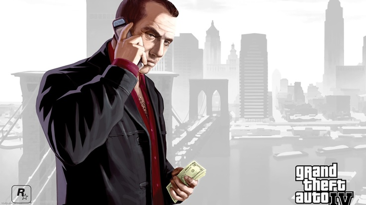 grand theft auto iii wallpapers | GTA 4 Wallpaper 1 grand ft auto 4 wallpapers gta4 game wallpapers