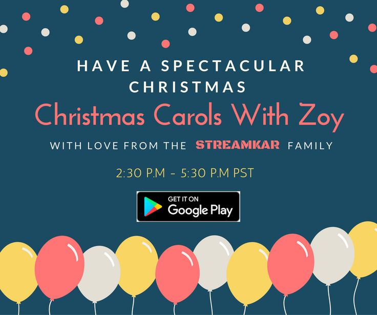 Happy Christmas to you all!!!  Join Zoy live on StreamKar to watch an exciting show with two exciting guests you'll love to watch. Stay tuned on the page to know the surprise    #StreamKar. Download StreamKar on google play on https://play.google.com/store/apps/details?id=com.thankyo.hwgame&hl=en