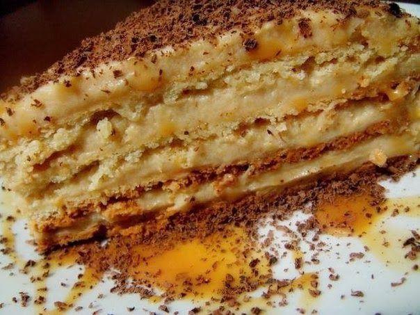Торт кофейно ванильный соблазн