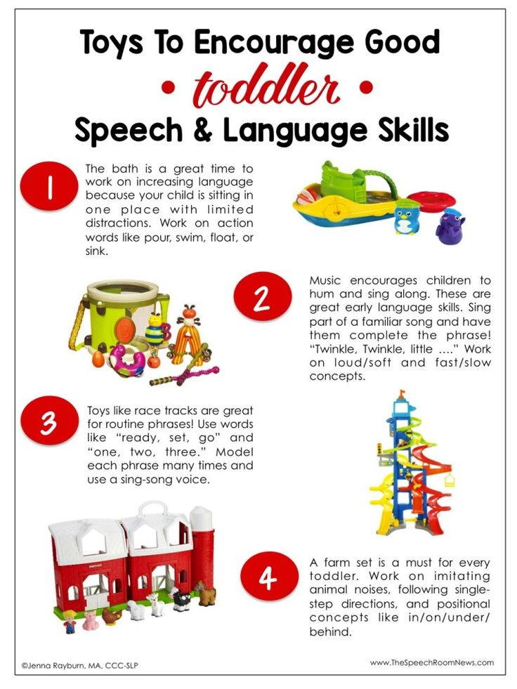 The Best Toys to Increase Speech and Language Skills according to a certified Speech Language Pathologist