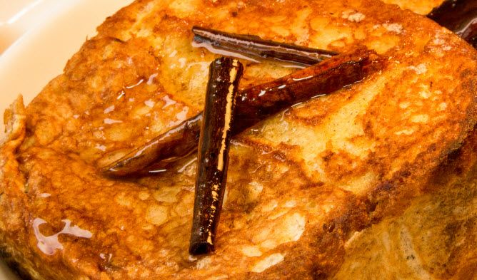 Receta para Torrejas Salvadoreñas de Semana Santa!!   #food #semanasanta #postre #elsalvador