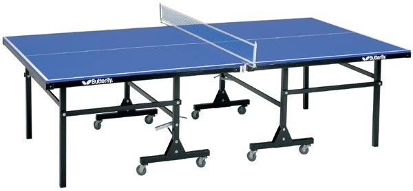 I just love butterfly Table Tennis tables
