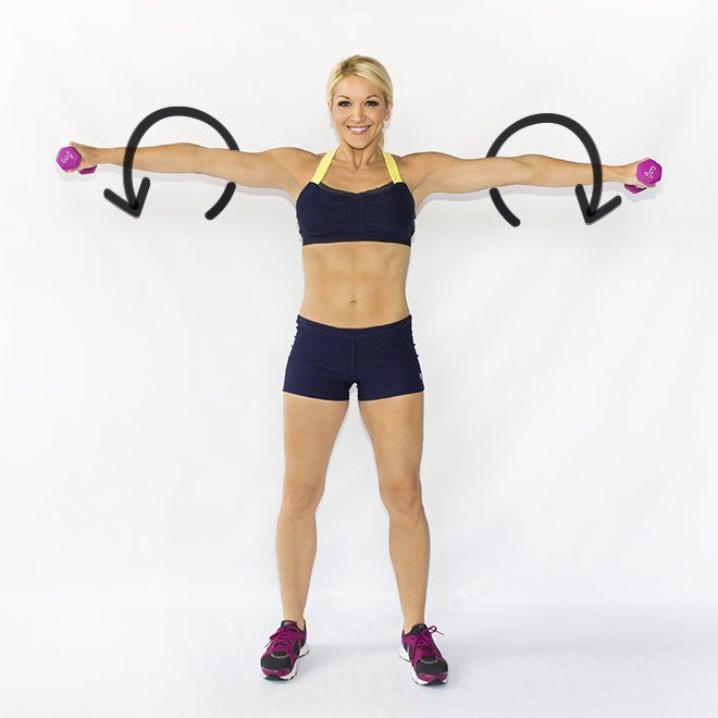 Buh-Bye Bat Wings: Exercises to Cut the Upper Arm Fat | Skinny Mom | Where Moms Get the Skinny on Healthy Living