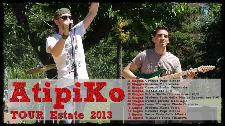 Luglio 2013   Alcune date Alla fine avremo suonato il doppio ahahahahah Figo!