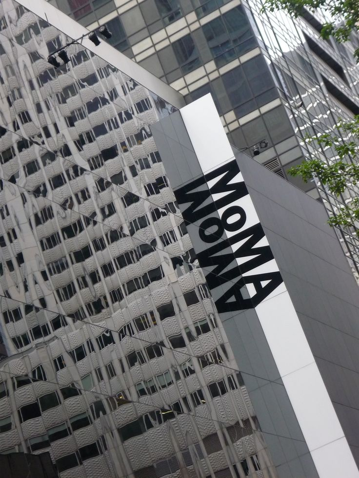 One of my Fav places to visit...Museum Of Modern Art - NYC