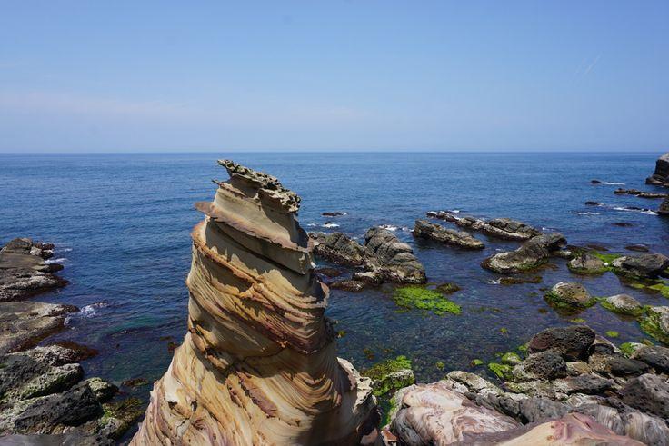 南雅奇岩 Mother of nature's work