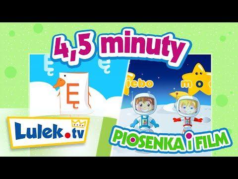 ▶ Nauka alfabetu dla dzieci - Piosenka i film edukacyjny dla dzieci - Lulek.tv - YouTube