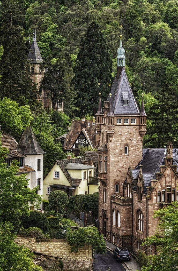 how to get from frankfurt to heidelberg