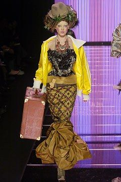 John Galliano Fall 2004 Ready-to-Wear Collection Photos - Vogue