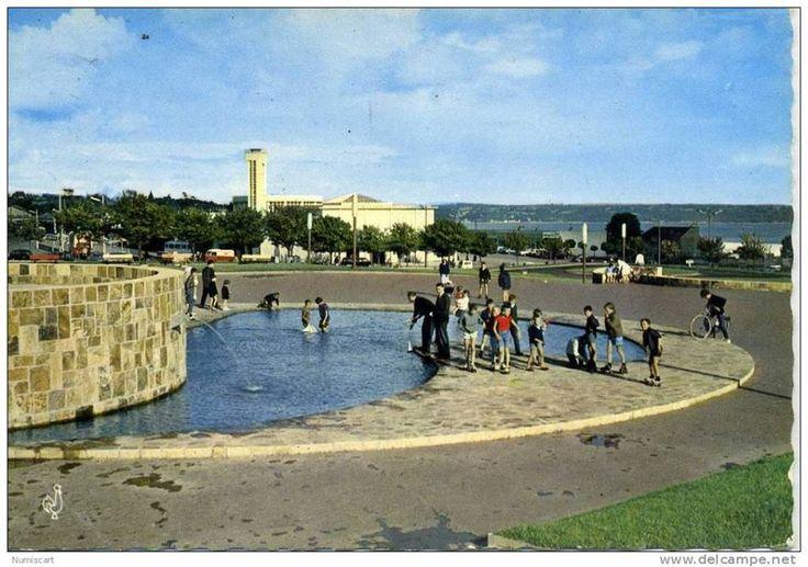Les 150 meilleures images du tableau brest vintage sur for Jardin kennedy brest