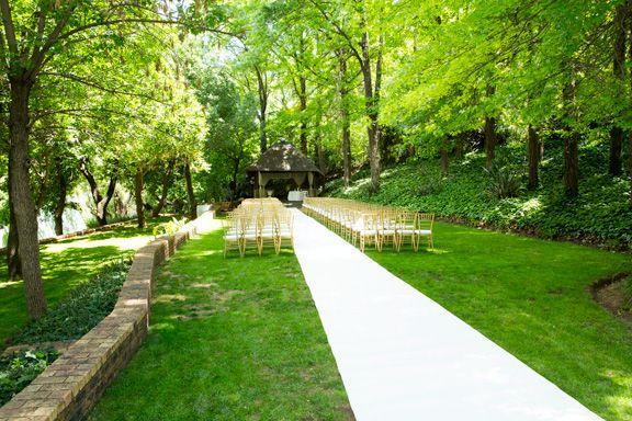 Garden Chapel View