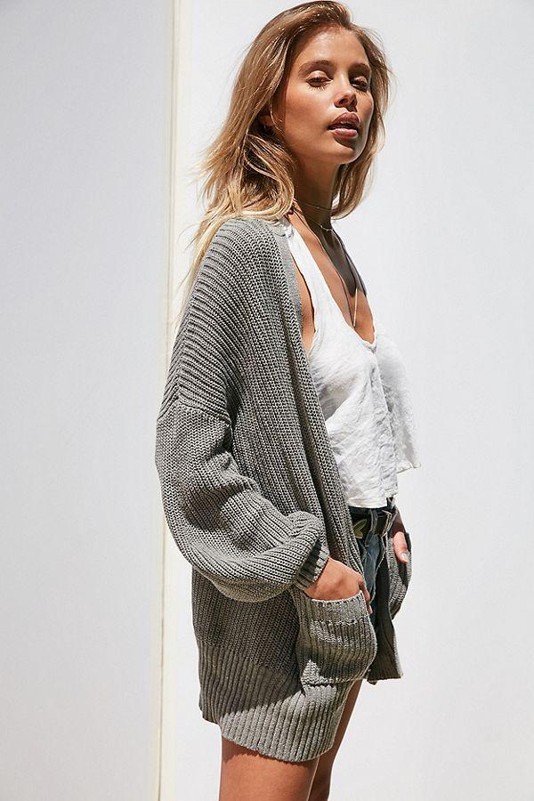 b9b661a79ef24 BDG Charlie Dolman Cardigan | Closet | Fashion, Sweater cardigan ...