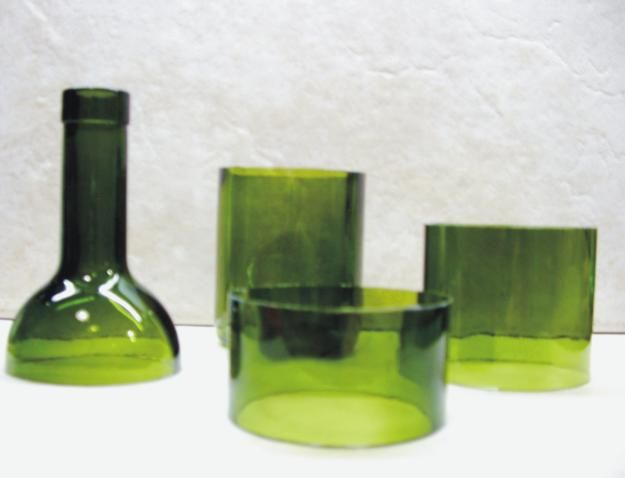 1000 ideas sobre corte de botella en pinterest botellas for Cortador de vidrio