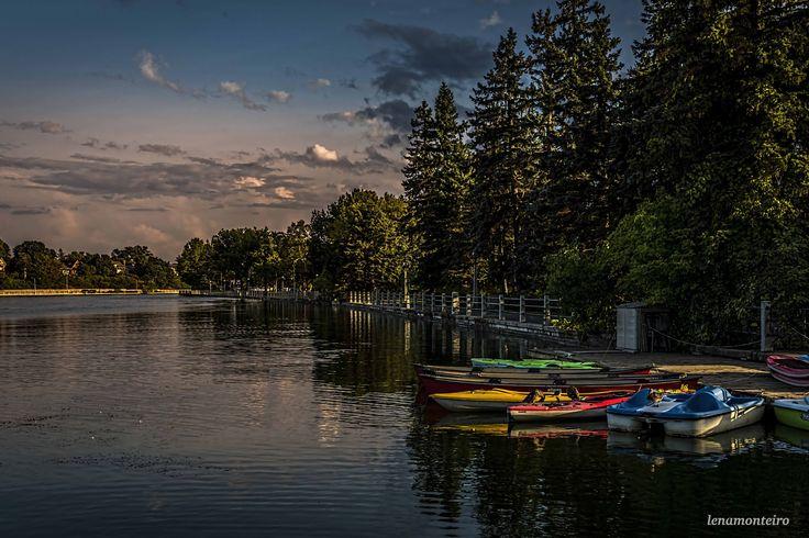 Summer... - Rideau Canal, Ottawa, Ontario, Canada, North America