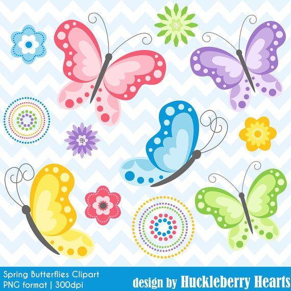 39 best butterflies clipart images on pinterest