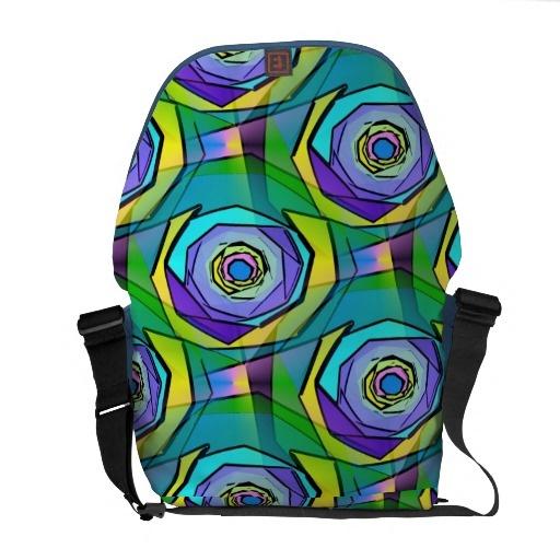 Funky Abstract Art Bag! #2 @Ryan Sullivan Sullivan Clark #rokinronda