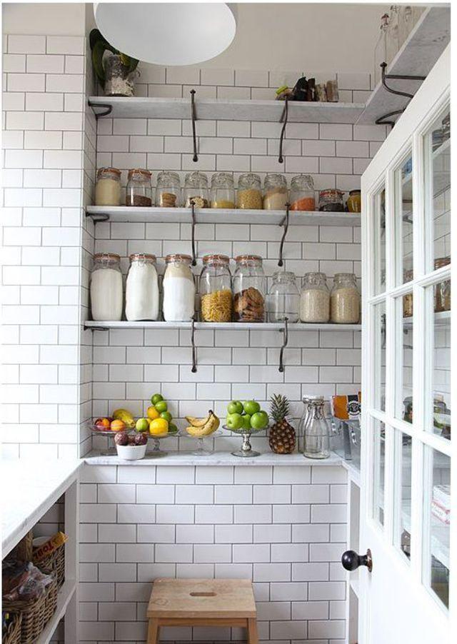 98 best Des étagères de cuisine en veux-tu, en voilà ! images on