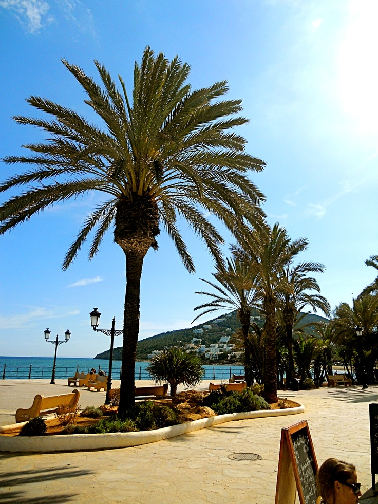 Santa Eulalia, Ibiza, Spain