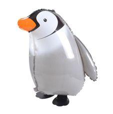 Gående Pingvin Heliumballong