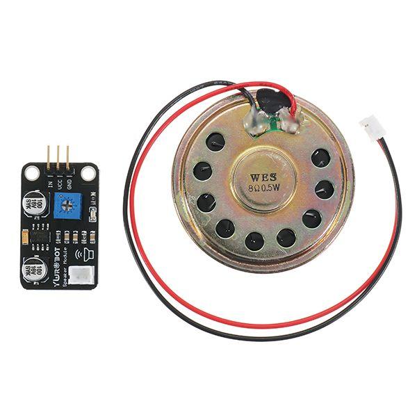 Speaker Module Power Amplificador Módulo de Reproductor de Música Electronic Building Blocks For Arduino