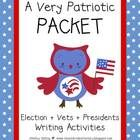 Veteran's Day, President's Day, or November Election Studies . . . hit 'em all with this fun pack.  It's filled with meaningful lessons on freedom,...