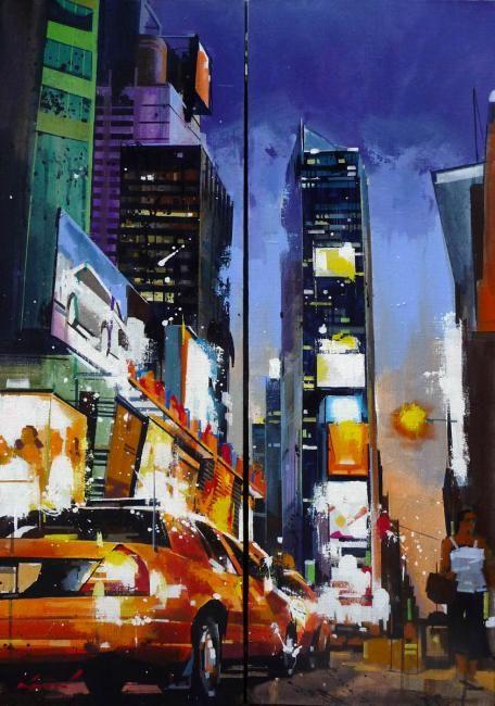 KWON (©2011 yongmankwon.com) Galerie boulev'arts 12 lices georges pompidou 81000 albi 05 65 54 83 33