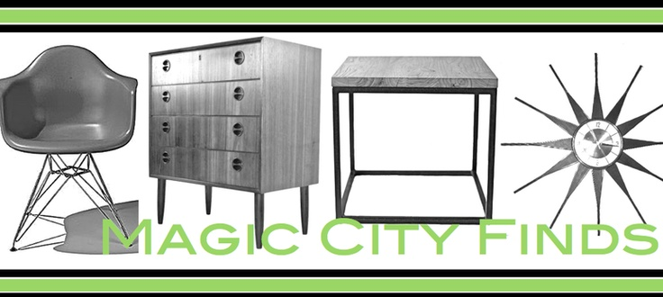 place to find mid-century modern stuff