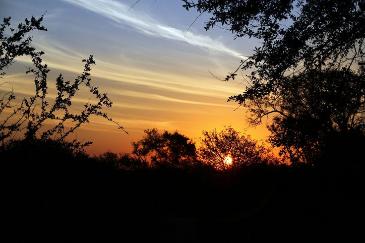 Stunning Sunsets at Eden Safari Country House  http://www.edensafaricountryhouse.co.za/
