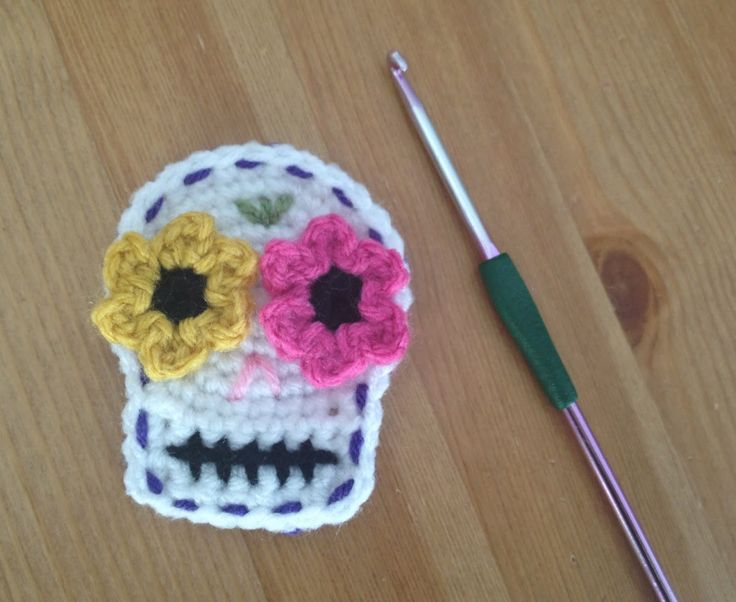 25+ best ideas about Crochet skull patterns on Pinterest ...