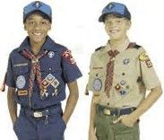 Webelos badge meaning; Parts of Webelos uniform