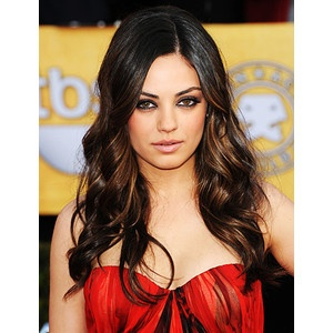 peekaboo highlights.... gorgeous. this is it for carols hair!!! @Carol Palmer and @Leigh Brown-CallHair Ideas, Hairstyles, Hair Colors, Milakunis, Mila Kunis, Ombre Hair, Makeup, Beautiful, Hair Style