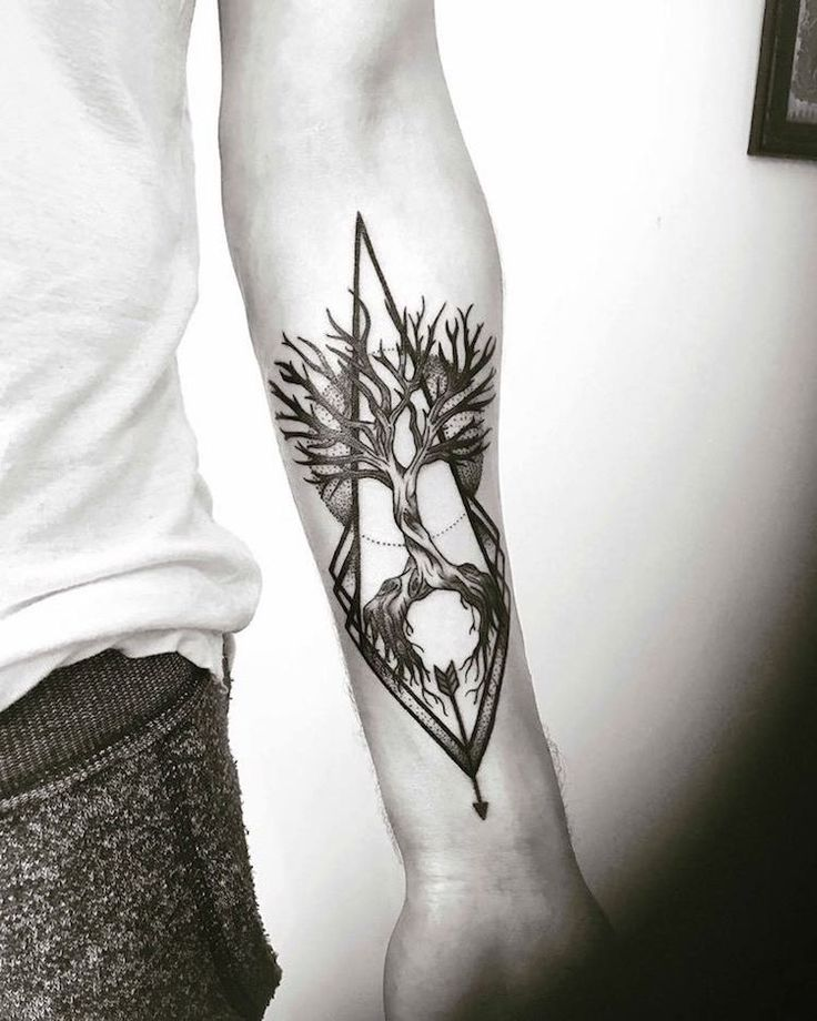 Tattoo Tree of Life – Popular Models and Tree of Life Meaning