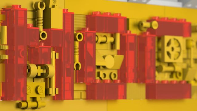 BUBLIBLE'S LEGO MOCs - Blog - My 6 digits sequence used with MOC