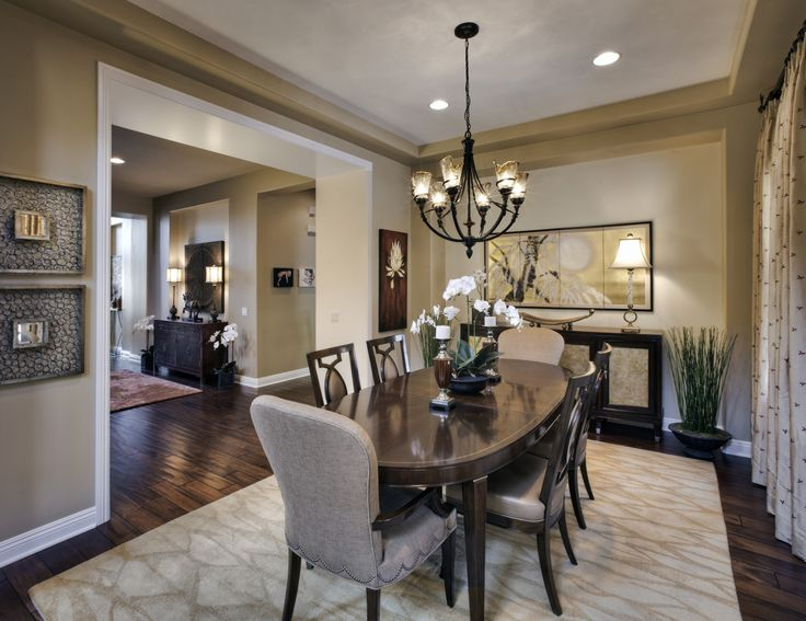 2014 Atttractive Dining Room in Classic Nuance