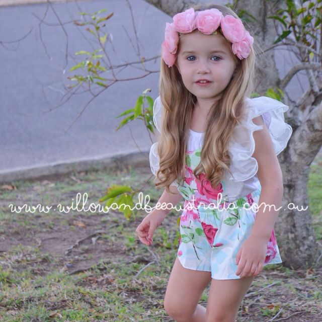 Gorgeous kids clothing available from Willow&Bee Australia!   www.facebook.com/willowandbeeaustralia