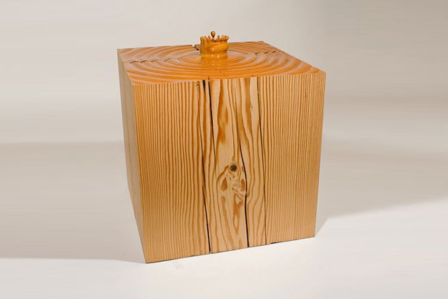 "WOOD DESIGN BLOG || Dan Webb - Seattle || ""Despite its (carvings) firm footing inside the art world, it maintains one foot placed equally firmly outside of it"" #sculpture, #art #wood #Seattle"