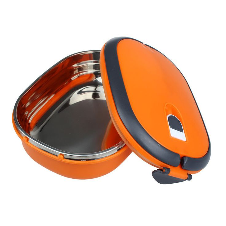 Lunch Box Single Stainless Steel Insulation Lunch Bento Box convenient Food Container Bag Caixa De Almoco *7622