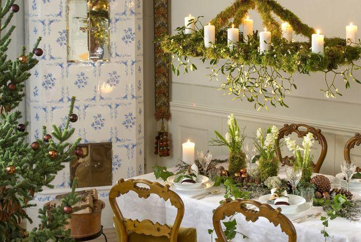 Bildresultat för mossa dekoration