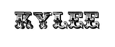 Badass Tattoo Fonts - Tattoo Font Generator