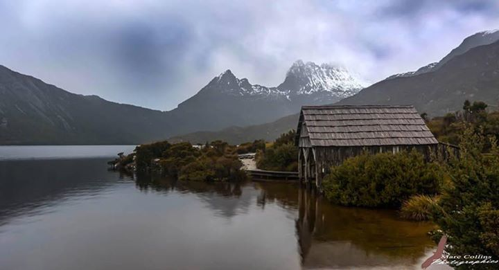 Winter is an awesome time to go exploring around Tasmania especially with stunning snow covered views like this. Image sent in by Marc Collins https://instagram.com/p/BXWZluKB14y/