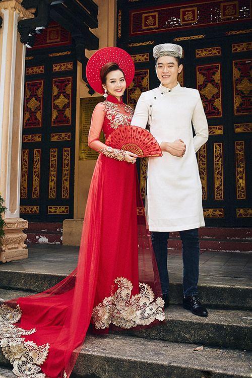 Đẹp Ngỡ Ngàng Với áo Dài Cưới Wedding Gownsao Dai