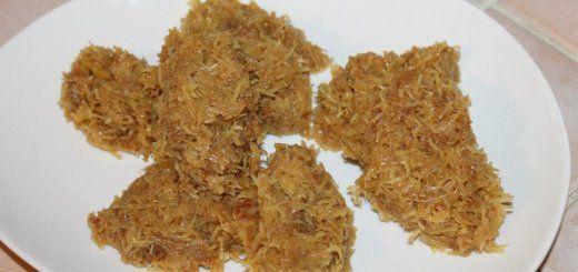 Recette de Bonbons coco par Koi i mange zordi à découvrir sur CuiZineLokal