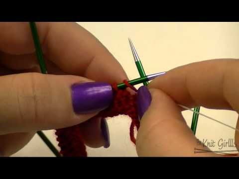 "Someone told me they now use the ""Oral B"" dental floss to put on beads to their knitting. It was so much easier... well, I looked at this video and although it is better to me than stringing on all of your beads to the yarn first, it just seems so darn ""fiddly"".  I like one other video on my board here that uses a crochet hook in much the same manner."