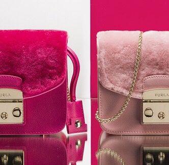 Furry Metropolis Bag - Furla