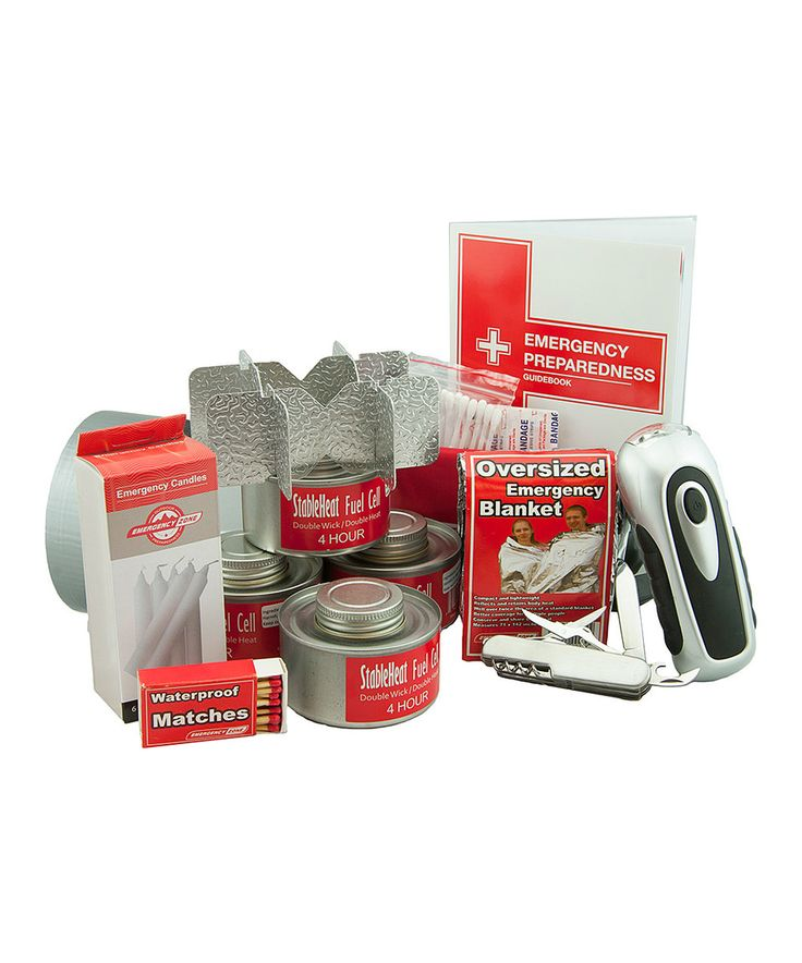 Look what I found on #zulily! Emergency Zone Home Power Outage Kit by Emergency Zone #zulilyfinds