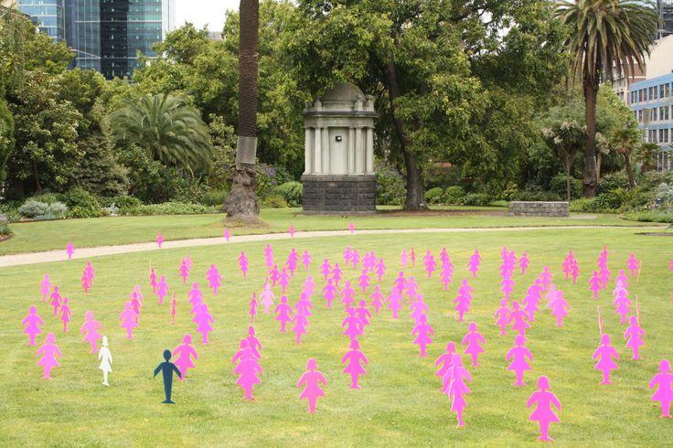BCNA Mini-Field of Women