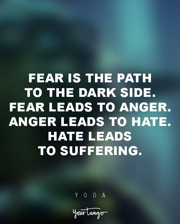 Yoda Jedi Quotes: 1000+ Yoda Quotes On Pinterest
